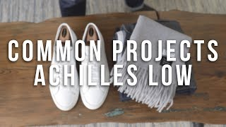 Common Projects Achilles Low | The Icon