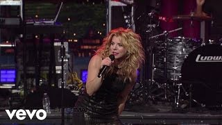 The Band Perry - Night Gone Wasted (Live On Letterman)