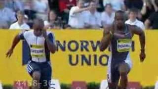 Asafa Powell's bouncing package thumbnail