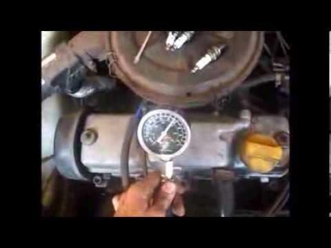 Замер компрессии на дизельном двигателе, как должно быть и как не должно быть