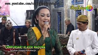 Top Hits -  Cs Klasik Maduma Hd Tembang Kangen Vocal