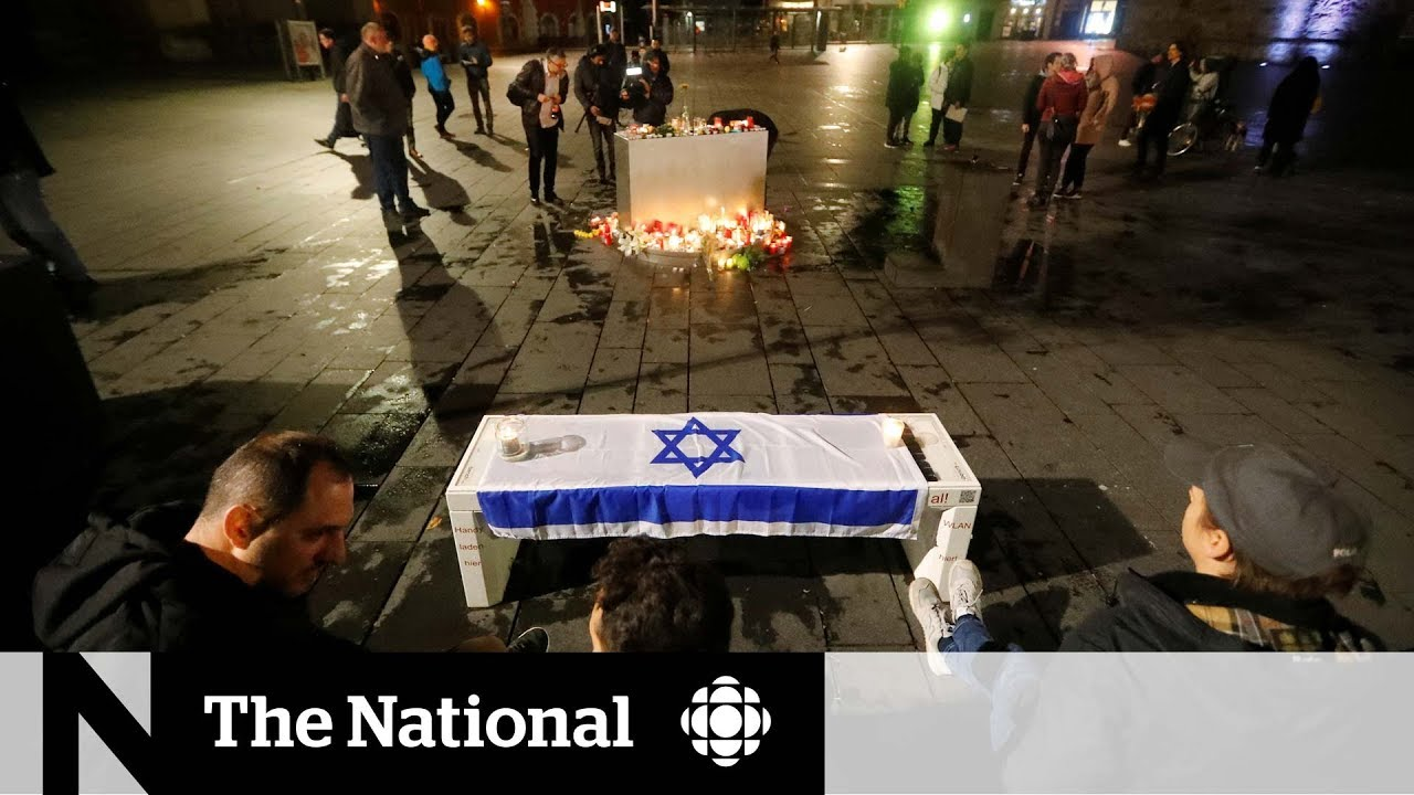 Germany averted possible attack on synagogue during Yom Kippur ...