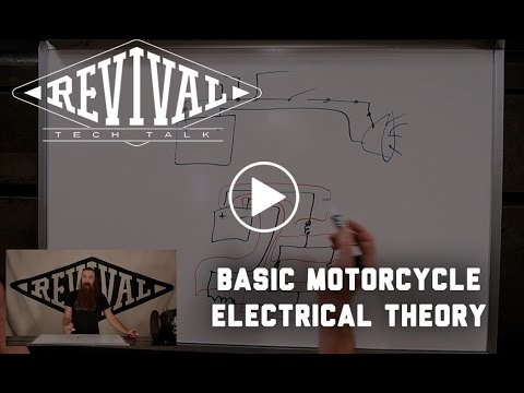 Basic Motorcycle Electrical Theory - Revival Cycles' Tech Talk
