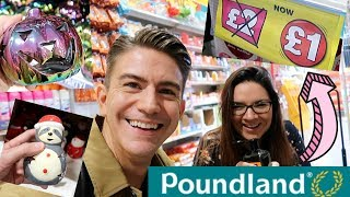 WHAT'S NEW IN POUNDLAND OCTOBER 2019 | HALLOWEEN, CHRISTMAS | Mr Carrington
