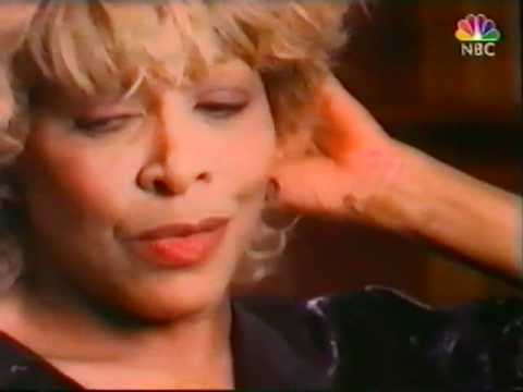 "Tina Turner & Eros Ramazotti - NBC ""The Ticket"" interview - behind the scenes"