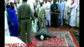 Mort prosterné à la Mecque.