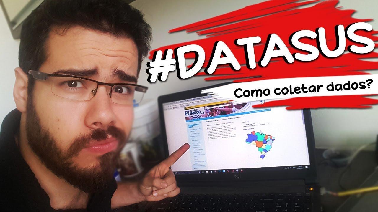 Como coletar dados do DATASUS (tabnet) para a sua pesquisa - SIH, SIM, SINAN, CNES, etc