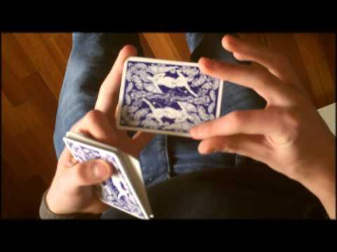 Molecule Four| Come mischiare le carte come Dynamo | Spiegazione | Tutorial card flourish