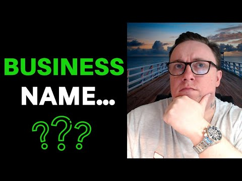 NAMING YOUR BUSINESS [PICKING YOUR COACHING BUSINESS NAME]