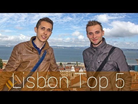 Lisbon Top 5 | Portugal | Must-sees For Your City Tour