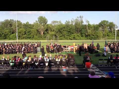 Julie Lake Graduates