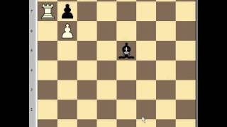 P. Morphy Chess Puzzle Mate in two