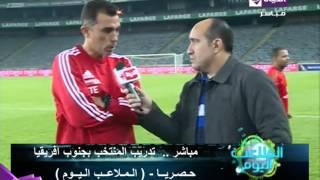 فيديو.. أسامة نبيه: مجموعة مصر في تصفيات كأس العالم «مش سهلة»