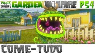 Plants vs. Zombies Garden Warfare - Come-Tudo