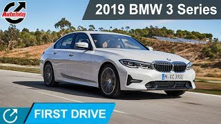 2019 BMW 3 Series  | First Drive In Portugal | AutoToday