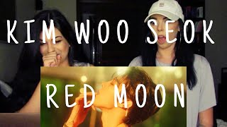 Baixar KIM WOO SEOK - RED MOON M/V | REACTION