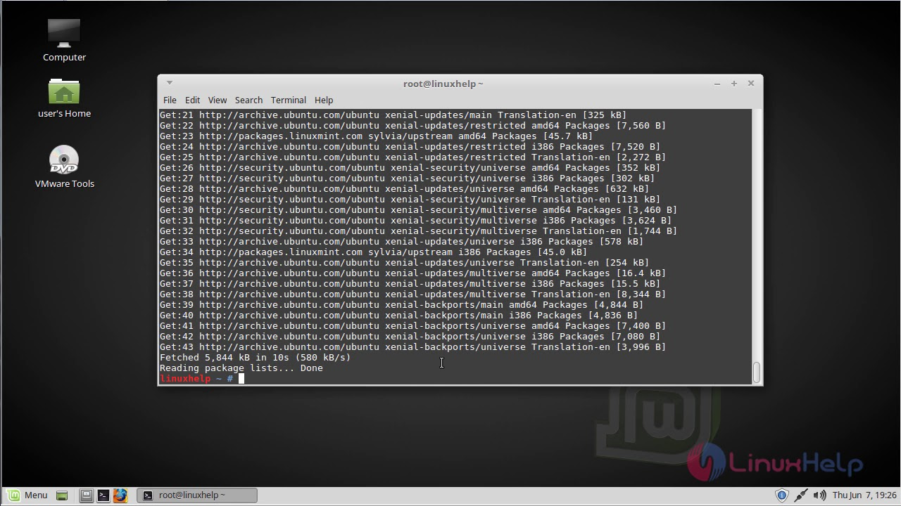 download and install filezilla linux