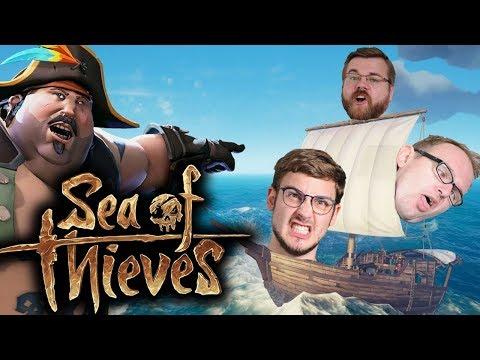 Ahoi ihr Landratten! 🎮 Sea of Thieves Beta