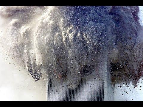 GRATTACIELI DELLA BUGIA - Servizio di Rossiya1 sull'11 settembre