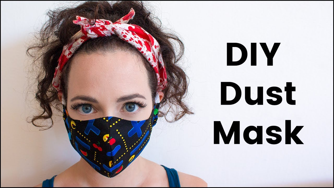 Man Burner Mask Lifestyle Dust For Diy Burning