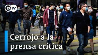 El coronavirus y la censura en China