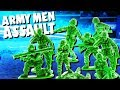 Assault of the ARMY MEN! - Hypercharge: Unboxed Gameplay