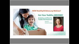 Get Your Toddler Moving! Activities And More For Toddler Development