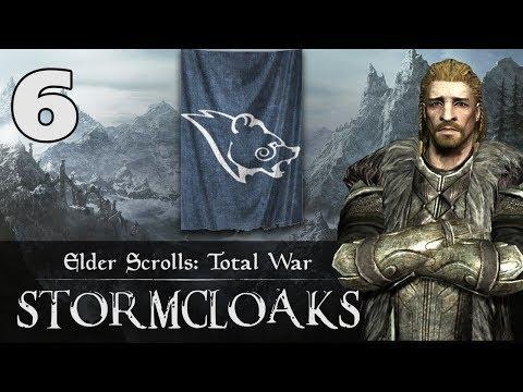 BRINGING THE WAR TO THE EMPIRE - Elder Scrolls: Total War - Stormcloaks Campaign #6