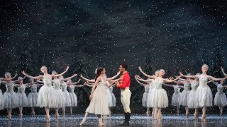 What's it like to perform in The Nutcracker? (The Royal Ballet)