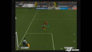 World Tour Soccer 2005 PlayStation 2 Gameplay_2004_03_04_5