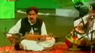 tariq zaman of maneri balaBest Pashto saaz Rabab and sitar - YouTube.flv