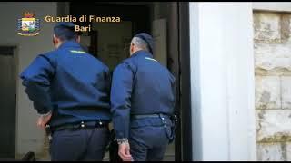 Guardia di Finanza sequestra beni per circa 1milione di euro a pluripregiudicato andriese
