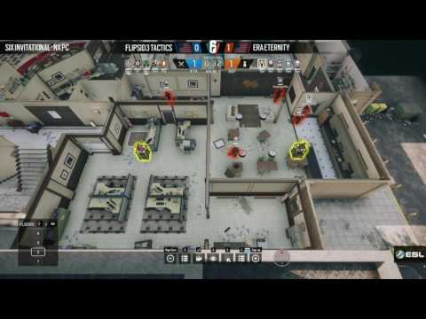 Flipsid3 Tactics Vs ERa Eternity - Six Invitational Closed Qualifier - NA PC - Grand Final