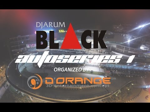 AFTER MOVIE DJARUM BLACK AUTO EXTREME SERIES 1 SAMARINDA