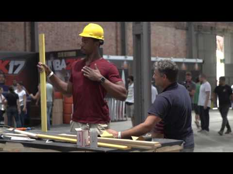 NBA Guide Rio: Making of the NBA House