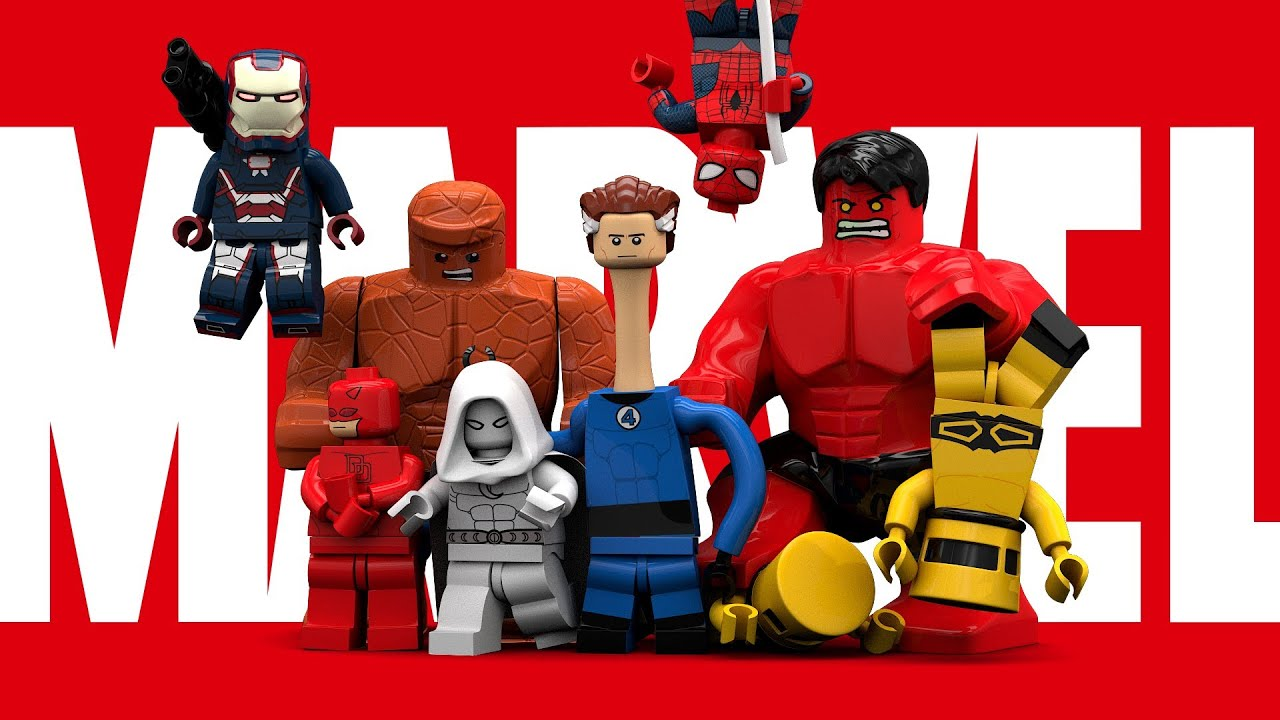 Lego Marvel Super Heroes Videogame Full Review Youtube