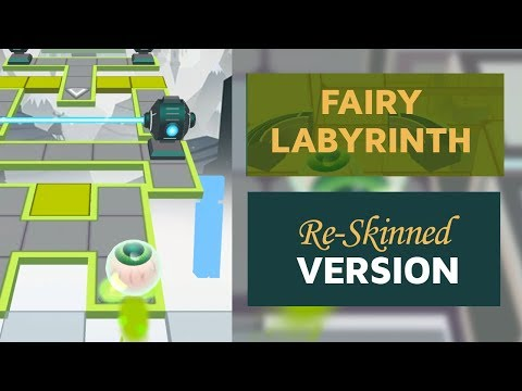 Rolling Sky Fairy Labyrinth - ReSkinned Version (Remix) | SHA