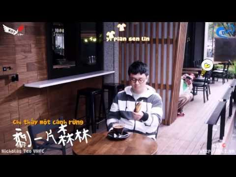 [KSTC] [Vietsub+kara] Áo Khoác Màu Vàng - Lương Văn Âm - Chuyện Tình Nàng Hầu OST3 [NVF]