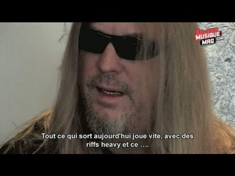 Download Slayer : Jeff Hanneman Interview