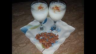 BADAM KA SHARBAT  Easy cooking with as