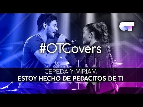INSTRUMENTAL | Estoy Hecho De Pedacitos De Ti - Cepeda Y Miriam | OTCover