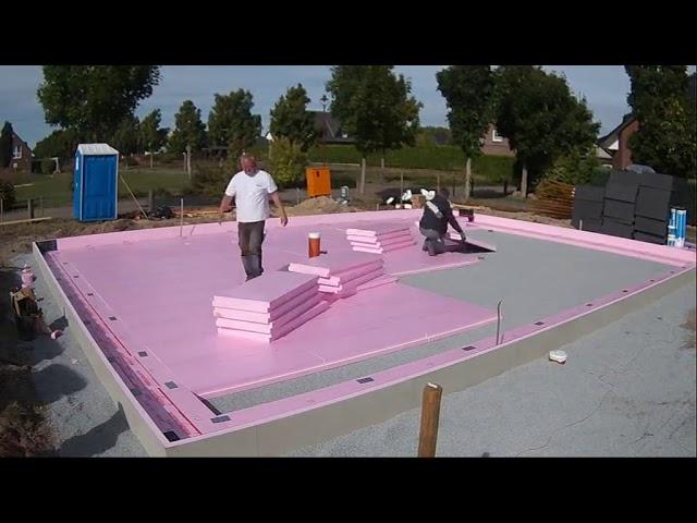 Bau einer Schwedenplatte (inkl. Erdarbeiten)