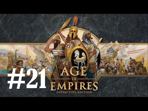 Age of Empires: Definitive Edition | Capitulo 21 | Ave César 01