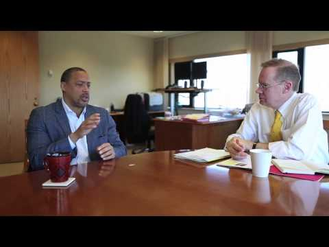 Day in the Life of the SU Chancellor: Don McPherson
