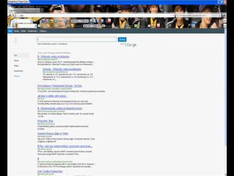 Poradnik #1 - Jak ustawić własną stronę startową.
