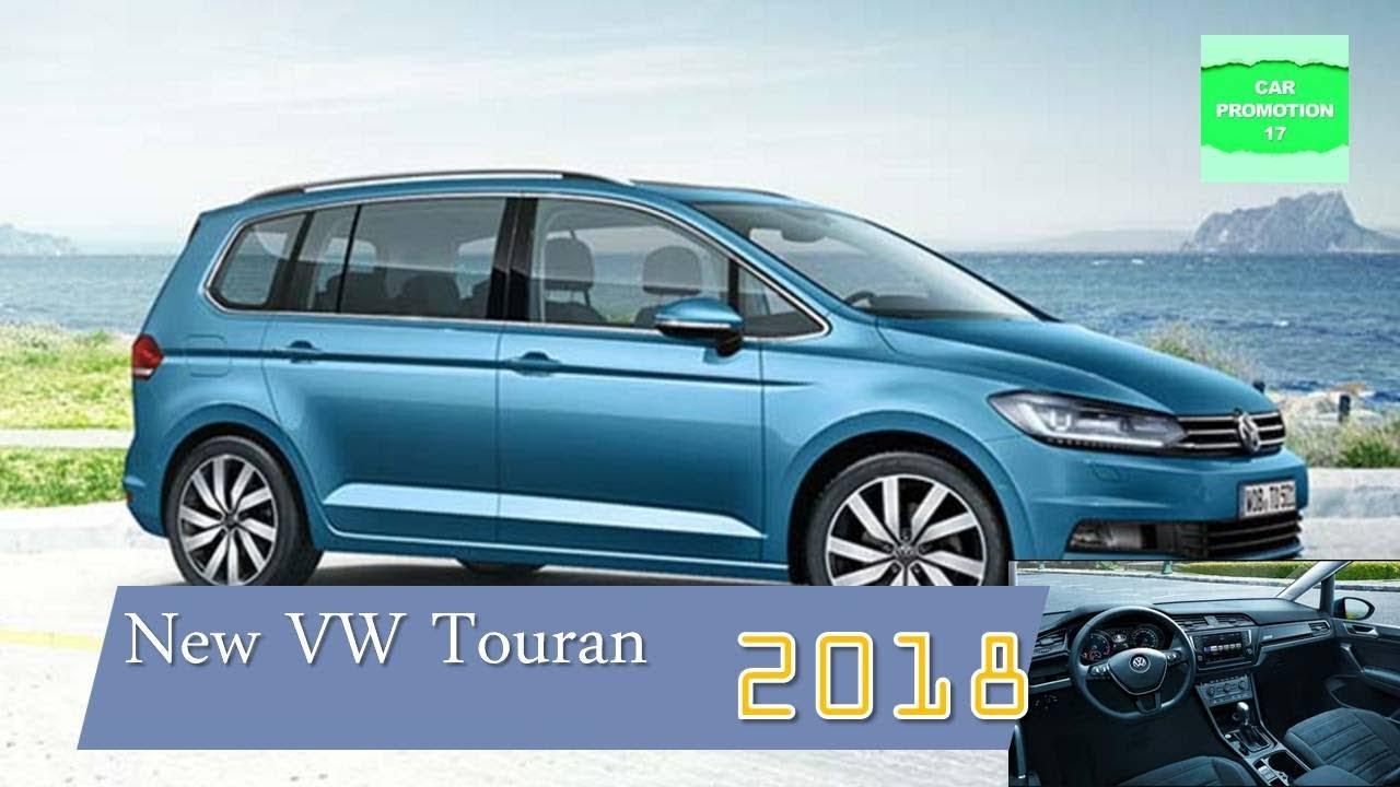 2018 Volkswagen Touran Exterior Interior Review