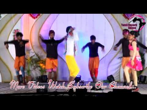 Tamil Record Dance 2018 / Latest tamilnadu village aadal paadal dance / Indian Record Dance 2018 691