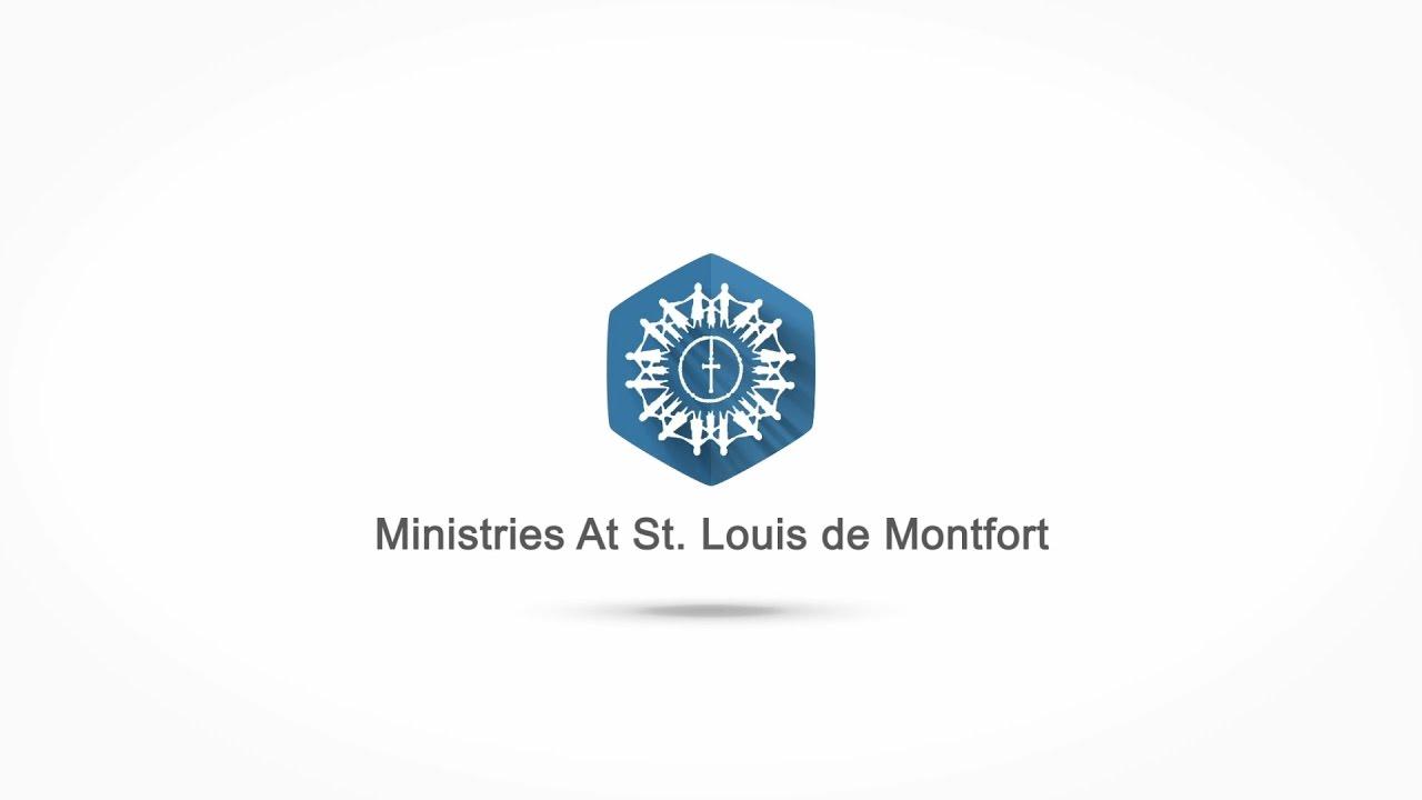 Ministries at St  Louis de Montfort   St  Louis de Montfort