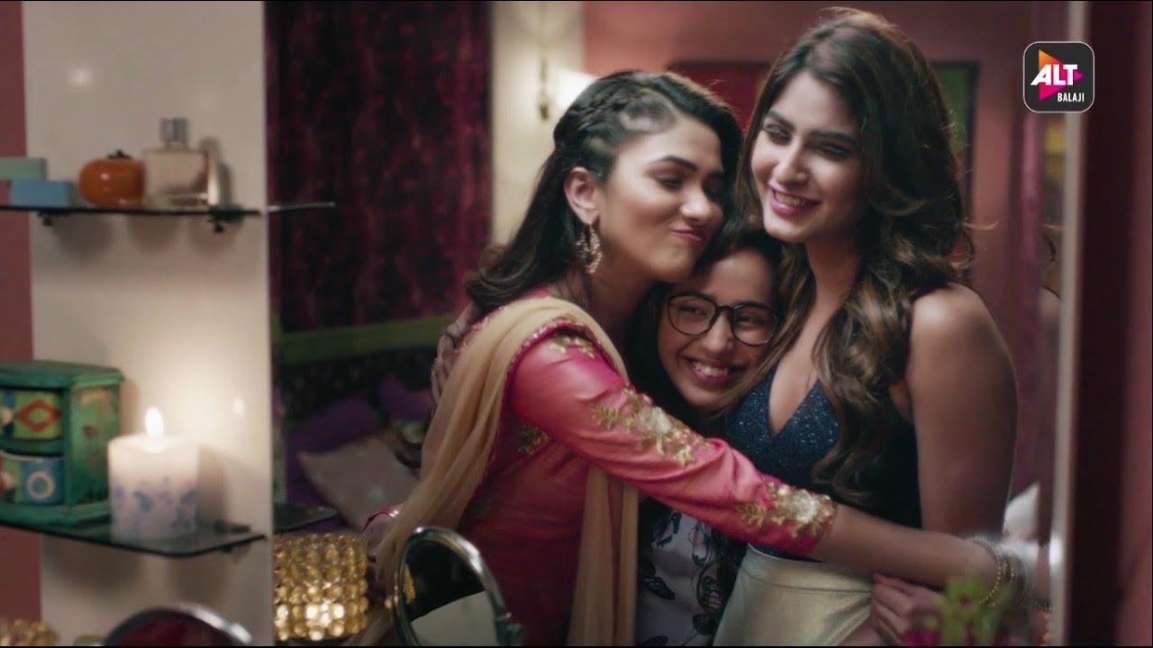 Download Hum   Kushal Tandon   Karishma Sharma   Ridhima Pandit   Celebrate sisterhood   ALTBalaji
