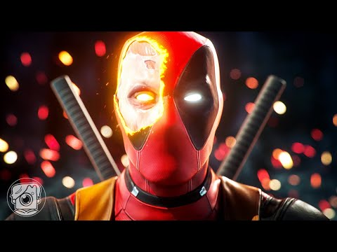 DEADPOOL ORIGIN STORY! (A Fortnite Short Film)